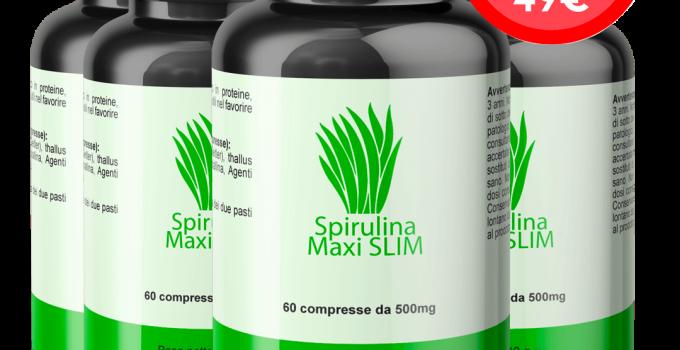 Spirulina Maxi Slim